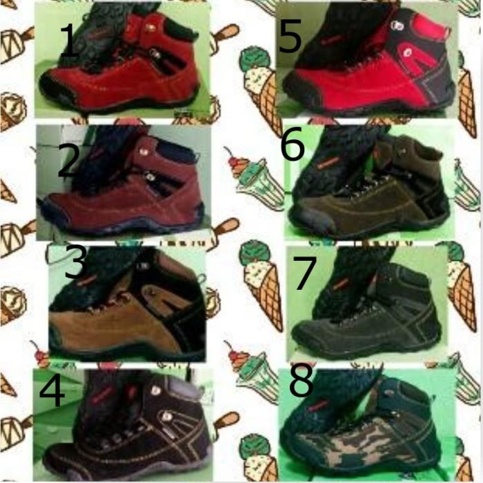 ... harga Sepatu gunung karrimor kv baru diskon  865f971f8c