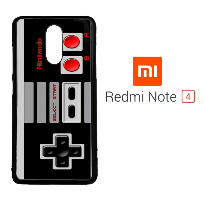 harga Nintendo nes controller f0258 xiaomi redmi note 4 custom case cover Tokopedia.com