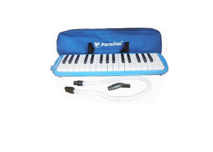 harga Pianika paradiso / pianica paradiso sh 32 soft bag blue Tokopedia.com
