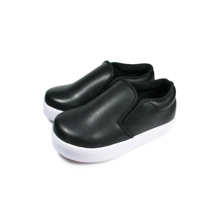 harga Sepatu anak laki-laki tamagoo-noel black slip on shoes sneakers murah Tokopedia.com