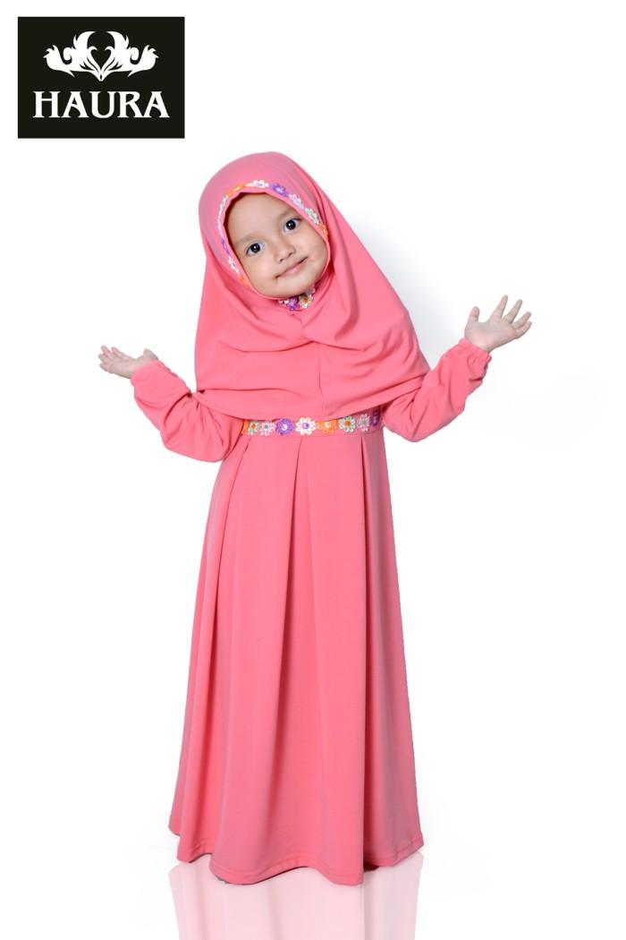 Jual Baju Muslim Anak Haura Busana Tokopedia