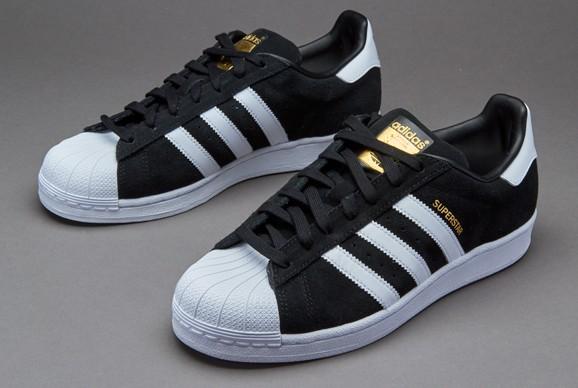 ... sale sepatu adidas superstar black strip white 36da1 d7c9f c5ed2c4058