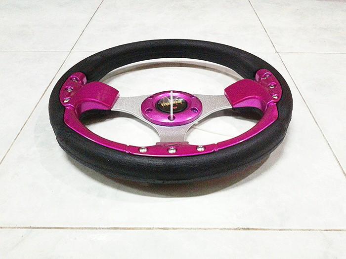 harga Stir racing momo 13 in pink baut Tokopedia.com