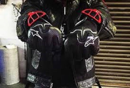 harga Ventilasi jaket motor kawasaki ninja / honda cbr / yamaha r25 / suzuki Tokopedia.com