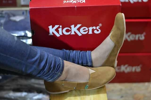 harga Sepatu kickers balet slip on suade wanita women kerja kantor flat shoe Tokopedia.com
