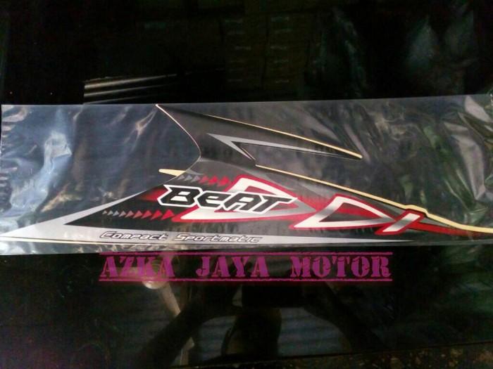 harga Striping / Sticker Honda Beat Karbu Tahun 2012 Hitam Tokopedia.com