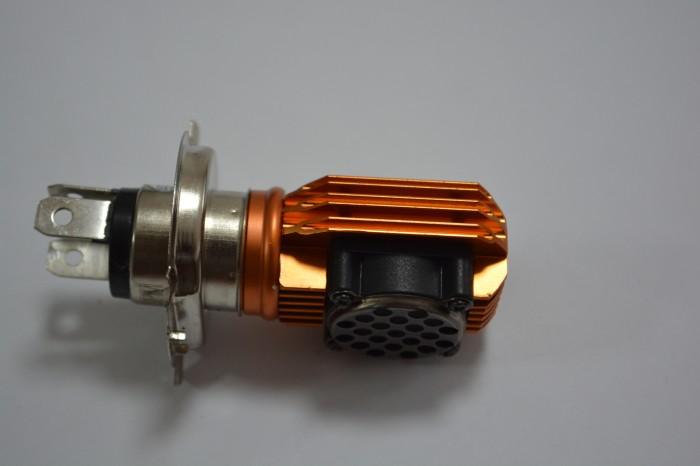 Jual LAMPU LED MOTOR 2SISI BOHLAM UTAMA ASLI RTD M11M H4