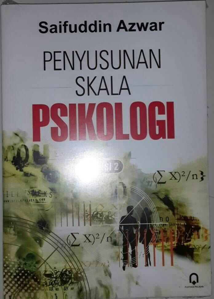 harga Penyusunan skala psikologi edisi 2 Tokopedia.com