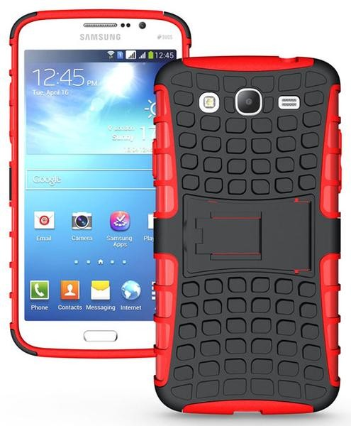 harga Samsung galaxy mega 5.8  rugged armor hard+soft case cover bumper 5,8 Tokopedia.com