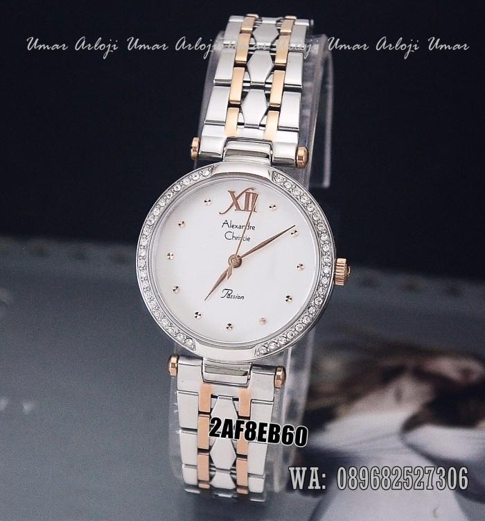 harga Alexandre christie ac 2600 lady // jam tangan tas wanita tupperware Tokopedia.com