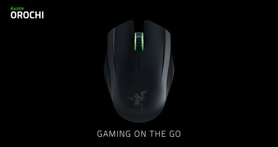 Foto Produk Razer Orochi 8200 - Wired/Wireless Mobile Gaming Mouse dari STORE APPAREL GAMING