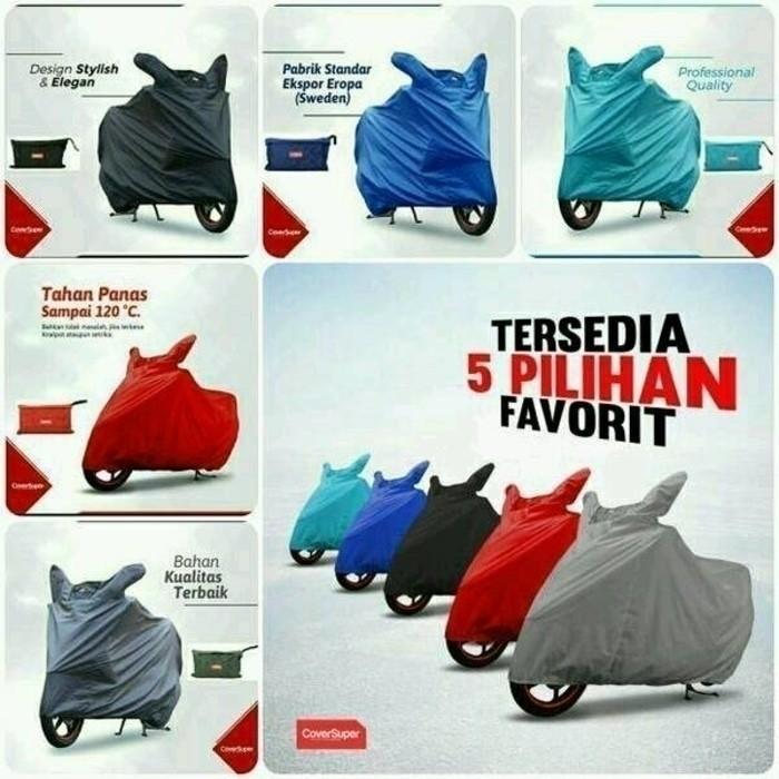 harga Coversuper motor sport ukuran xl berkualitas Tokopedia.com