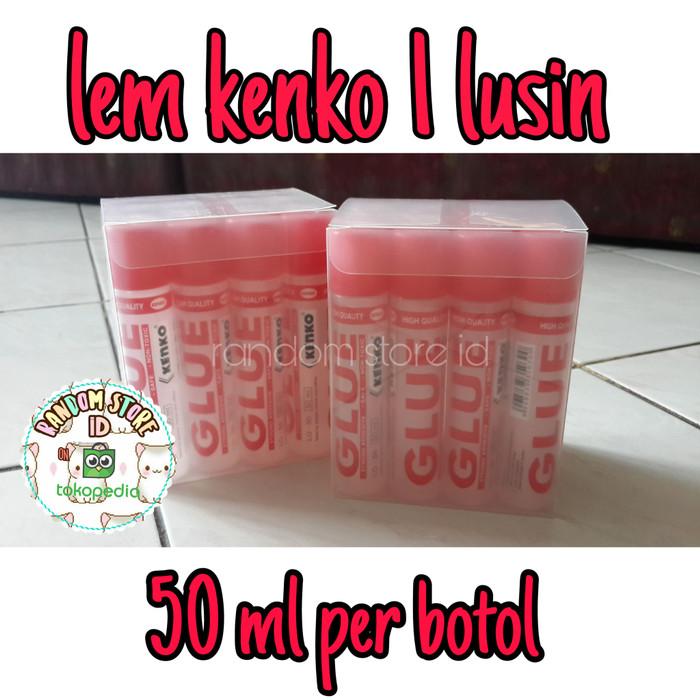 harga Lem kenko cair 50ml / kenko glue Tokopedia.com
