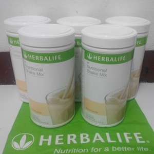 harga Herbalife#milk#shake#vanilla #f1 vanila susu Tokopedia.com