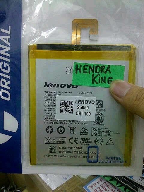 harga Battrey model l13d1p31 ( lenovo s5000) lenovo tab 2 a7-10) ori Tokopedia.com