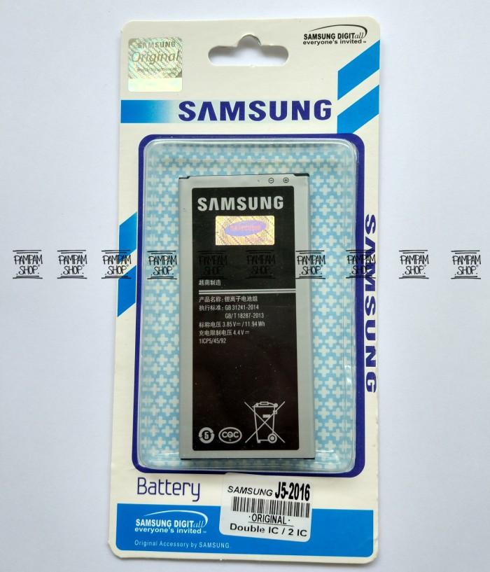 harga Baterai handphone samsung galaxy j5 2016 j510fn original   battery Tokopedia.com