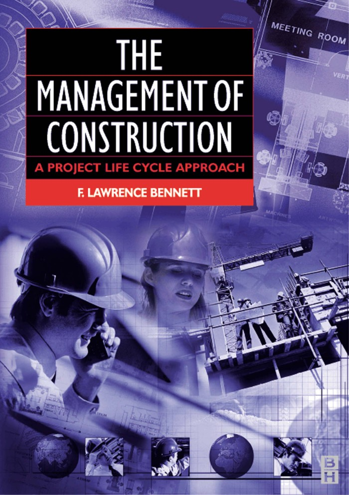 harga The management of construction: a project lifecycle approach [ebook] Tokopedia.com