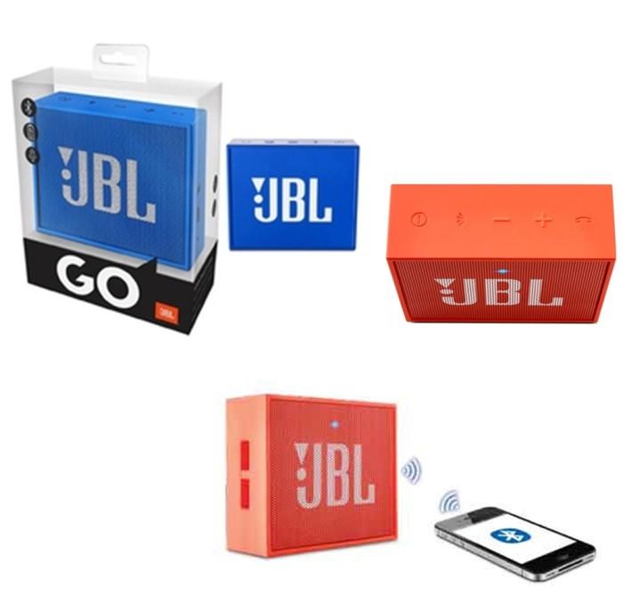 harga Jbl go speaker bluetooth mini portable wireless Tokopedia.com