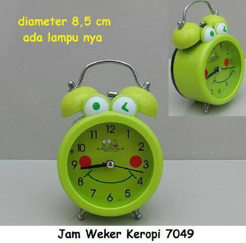 harga Jam Weker Keroppi / Jam Keroppi / Weker Keroppi Tokopedia.com