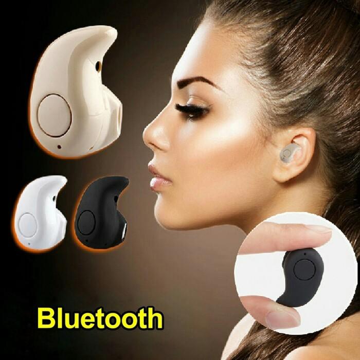 harga Headseat bluetooth mini stereo universal Tokopedia.com