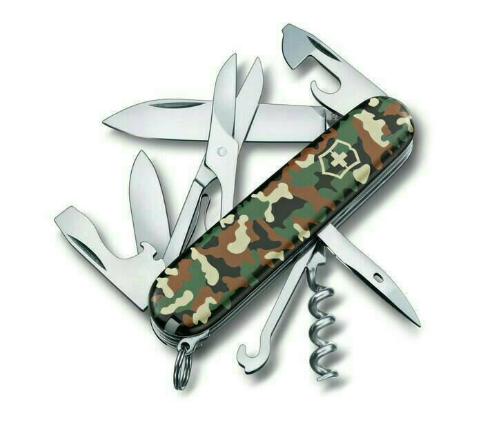 harga Victorinox pocket tools climber camo 1.3703.94 Tokopedia.com