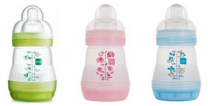 harga Mam anti colic bottle 160ml | botol susu anti kolik | botol dot bayi Tokopedia.com