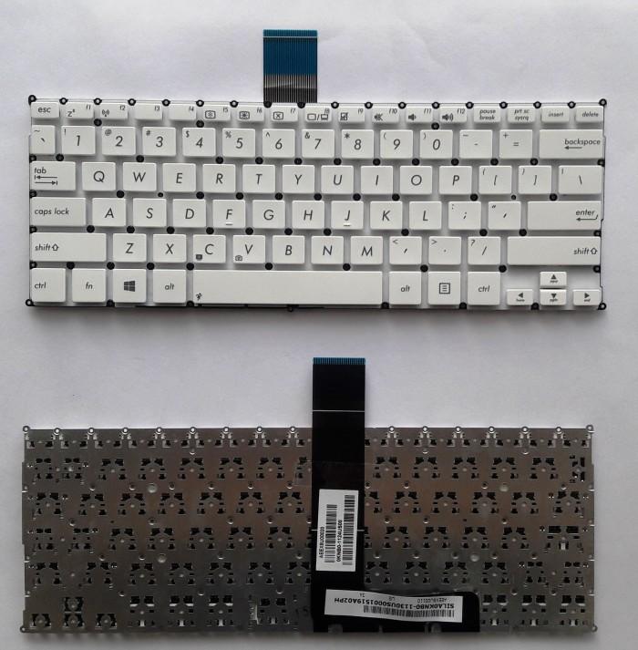 harga Keyboard laptop asus x200ca x201ca x200ma putih Tokopedia.com