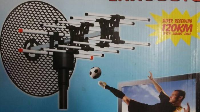 harga Cnx 688tg antenna remote parabola digital uhf/vhf tv signal reception Tokopedia.com