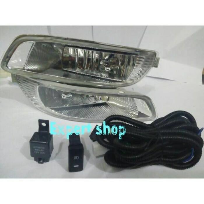 harga Foglamp / fog lamp / lampu kabut (bumper) kijang kapsul tahun 2003 Tokopedia.com