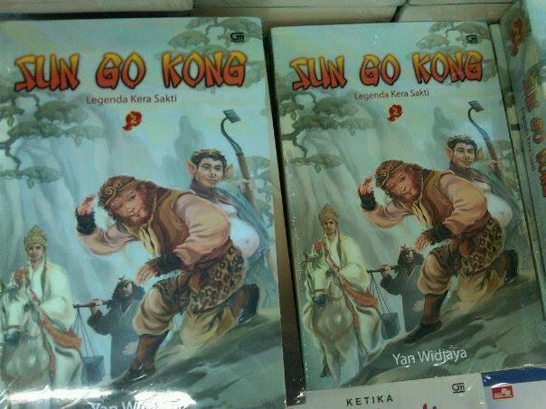 harga Sun go kong: legenda kera sakti jilid 2-yan widjaya Tokopedia.com