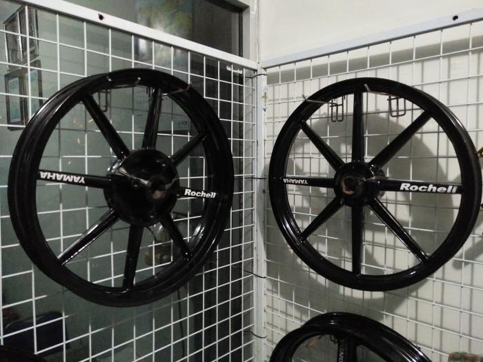 harga Velg rochell motor mx new dd  17 tapak lebar(ranger) Tokopedia.com