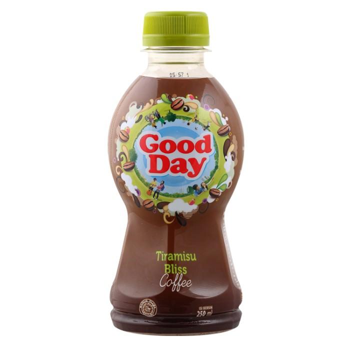 Jual Good Day Kopi Ready To Drink Pet – Tiramisu Bliss 250ml Pack Of 6 Harga Promo Terbaru