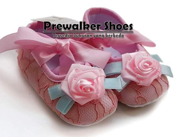 harga Prewalker baby girl sepatu bayi cewek