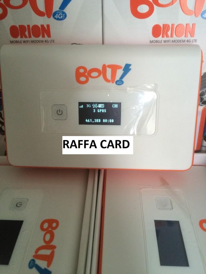 Jual MOBILE WIFI MODEM WIFI BOLT ORION UNLOCK GSM TANPA
