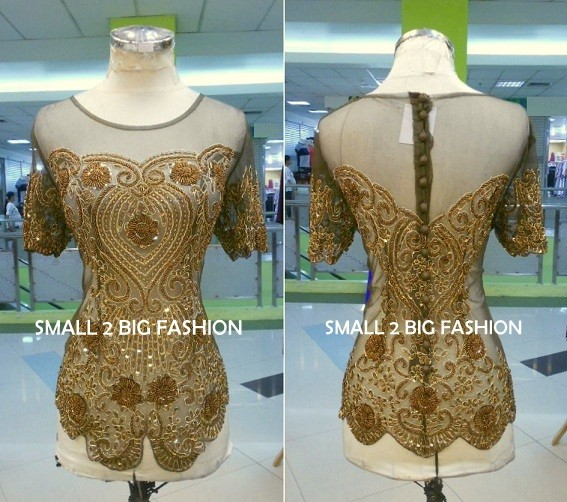 Jual Kebaya Modern Bali Kebaya Jawa Kebaya Sunda Kebaya Wisuda Pendek Kota Surabaya Small 2 Big Fashion Tokopedia