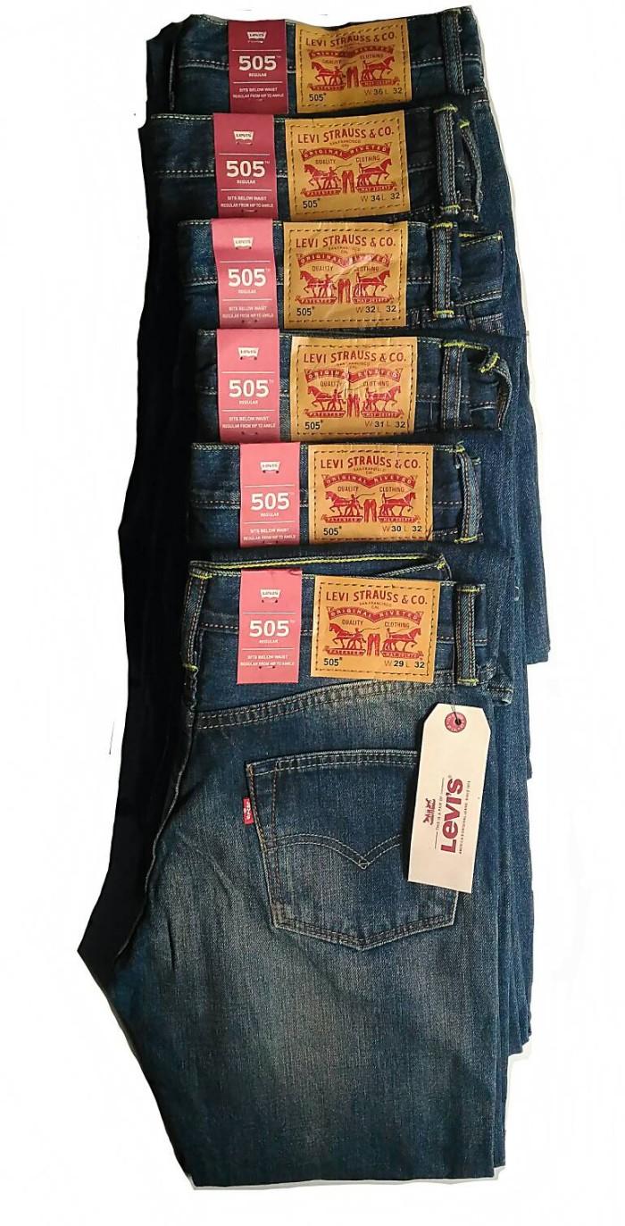harga Celana jeans levis original vietnam seri 505 Tokopedia.com