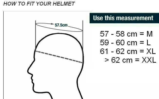 Helm Motor Full Face Fullface AGV K3 SV Rossi VR46 Groovy Original 3