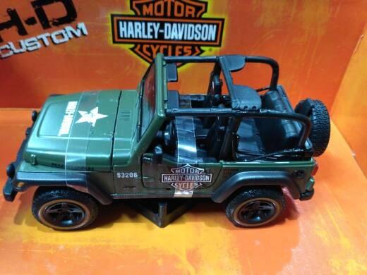 Custom Jeep Rubicon >> Jual Maisto H D Custom Jeep Wrangler Rubicon 1 27 Dki Jakarta Jo Ish Shop Tokopedia
