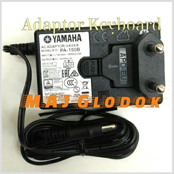 harga Adaptor keyboard yamaha pa-150b (original) Tokopedia.com