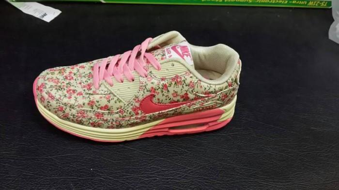 Jual sepatu nike air max 90 floral pink Berkualitas - Vipcoleksi11 ... 250e497858