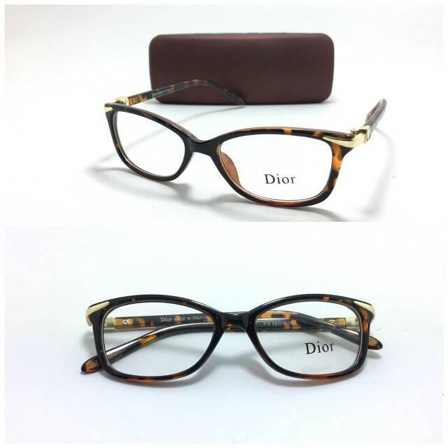 Jual Frame Kacamata Dior Size 58-16-140 - Grosir Kacamata Online ... 374248b62d