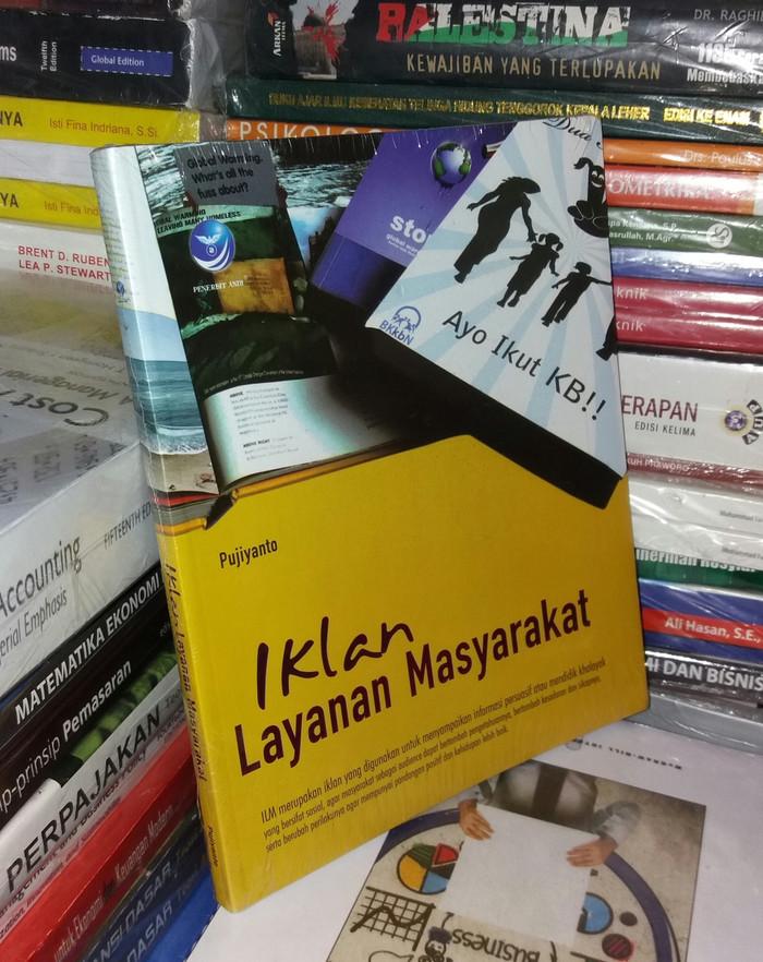 Jual Buku Iklan Layanan Masyarakat Jakarta Pusat Gudang Buku
