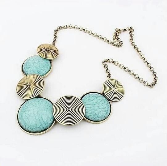 Katalog Geometric Necklace Travelbon.com
