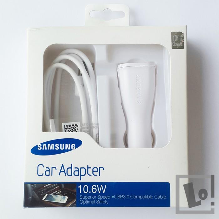 harga Car charger mobil samsung galaxy note 3 s5 original Tokopedia.com