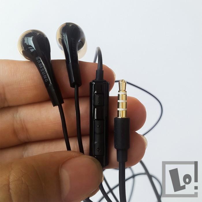 harga Headset earphone samsung galaxy note 3 4 s5 original Tokopedia.com