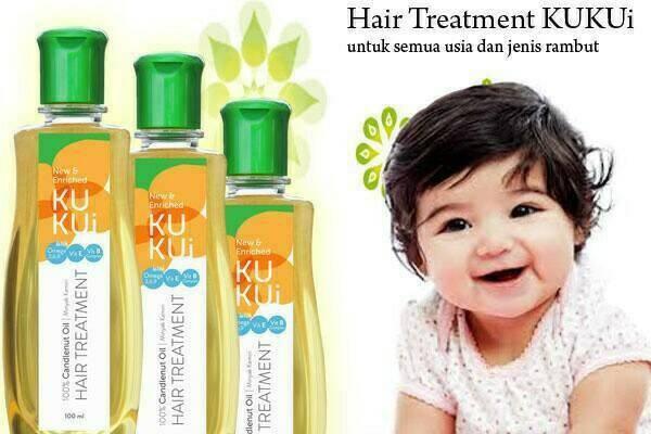 jual kukui minyak kemiri hair treatment bagus untuk bayi (best Cara Membuat Minyak Kemiri Bayi