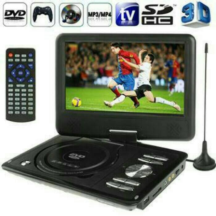 harga Dvd portable fleco 9 Tokopedia.com