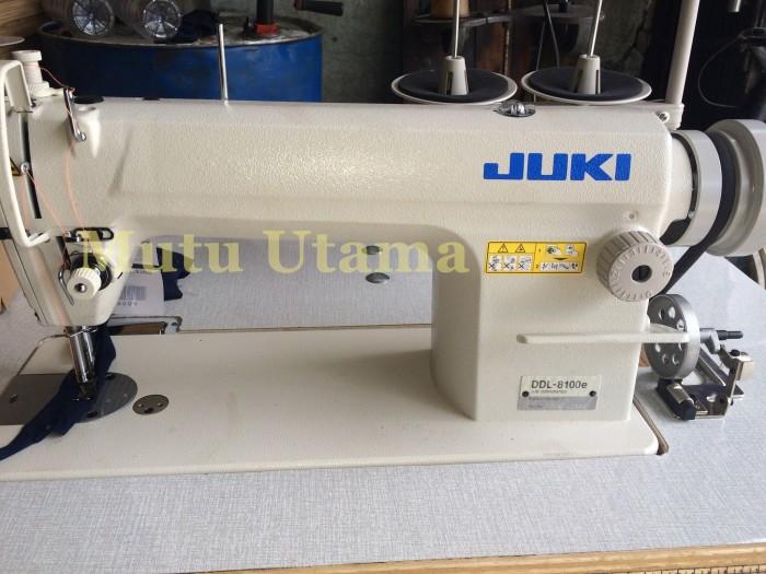 Foto Produk Mesin Jahit JUKI DDL-8100E dari Mutu Utama Mesin Jahit