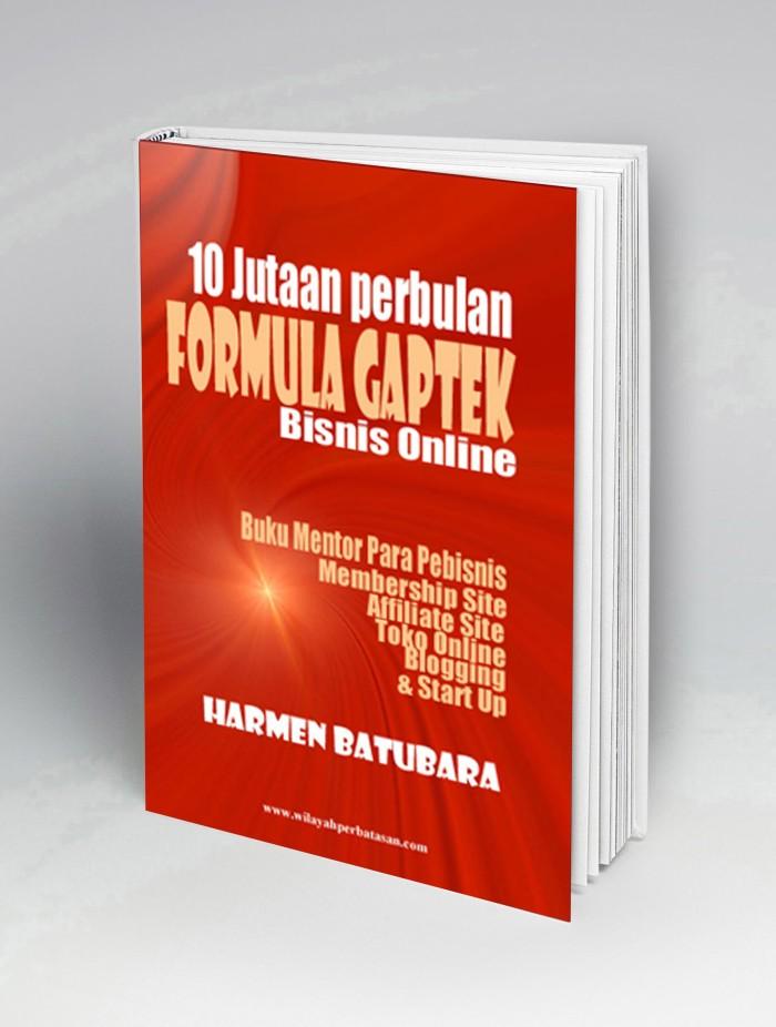 Foto Produk Formula Gaptek, 10 Jutaan Perbulan Bisnis Online dari Buku Perbatasan