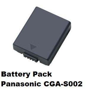 harga Baterai / panasonic kamera battery panasonic cga-s002 Tokopedia.com